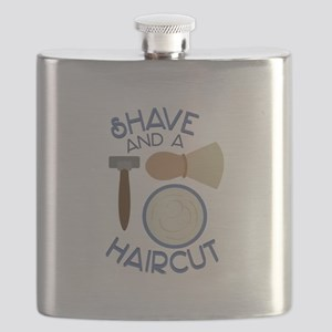 Shave And Haircut! Flask