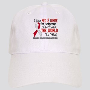Squamous Cell Carcinoma MeansWorldToMe2 Cap