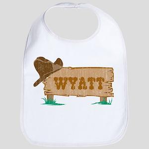 Wyatt western Bib
