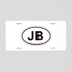 Amelia Island - Beach Aluminum License Plate