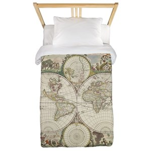 World map bed bath cafepress gumiabroncs Images