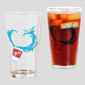 Glee Slushie Drinking Glass