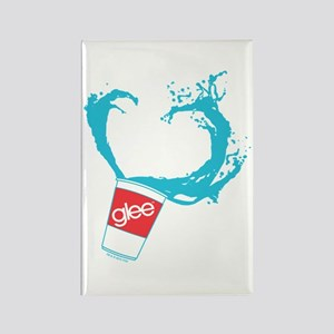 Glee Slushie Rectangle Magnet