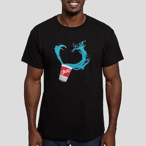 Glee Slushie Men's Fitted T-Shirt (dark)