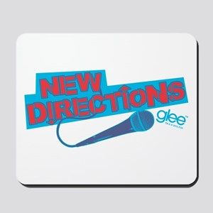 Glee New Directions Mousepad