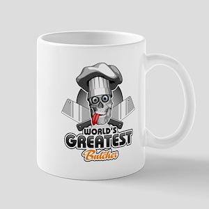 World's Greatest Butcher 3 Mugs
