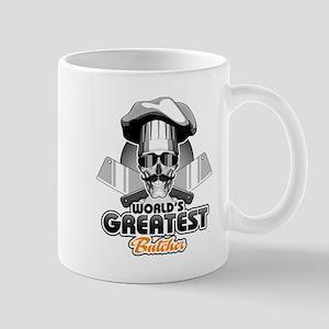 World's Greatest Butcher 4 Mugs