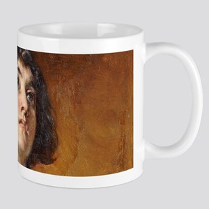 Portrait of Saint Joan of Arc Mugs