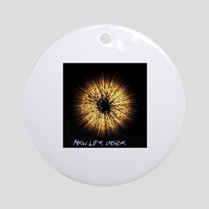 New life inside Ornament (Round)
