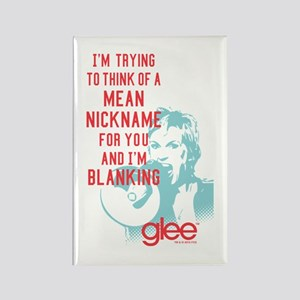 Glee Sue Mean Nickname Rectangle Magnet