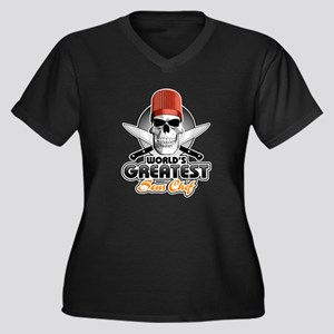 World's Greatest Sous Chef 1 Plus Size T-Shirt