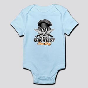 World's Greatest Sous Chef 7 Body Suit