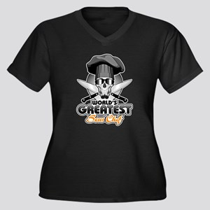 World's Greatest Sous Chef 7 Plus Size T-Shirt