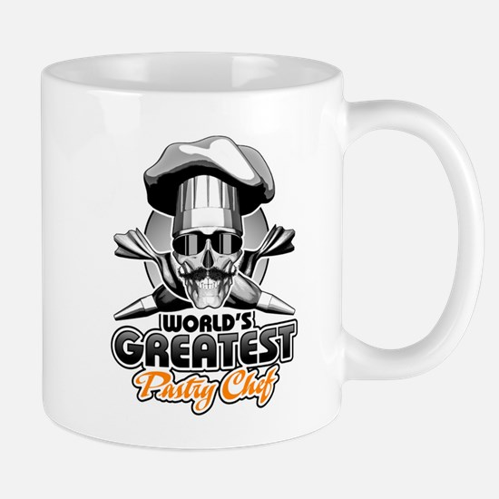 World's Greatest Pastry Chef 4 Mugs