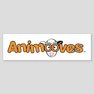 Animooves Logo Bumper Sticker