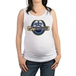 USS KENTUCKY Maternity Tank Top