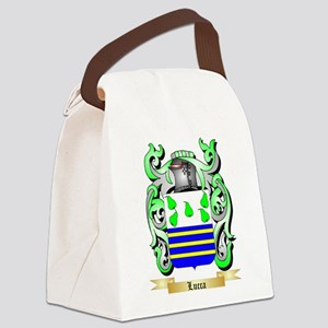 Lucca Canvas Lunch Bag