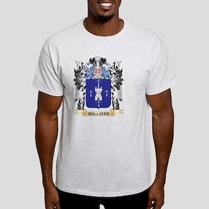 Ballista Coat of Arms - Family Crest T-Shirt