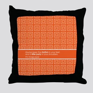 Modern Family Little Party Throw Pillow