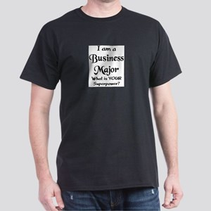 business major Dark T-Shirt