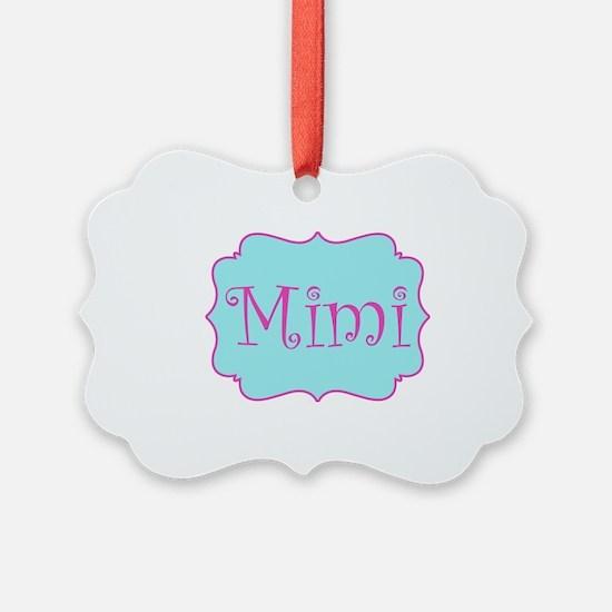 Cute Mimi Ornament
