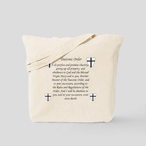 Teutonic order Tote Bag