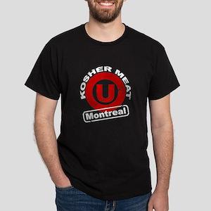 Kosher Meat U - Montreal Dark T-Shirt