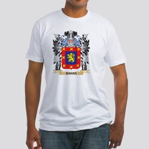 Banas Coat of Arms - Family Cres T-Shirt