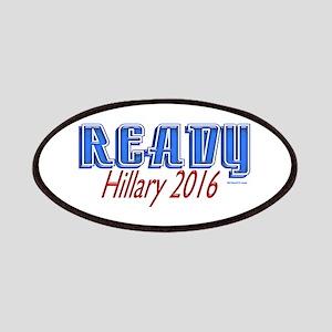Ready Hillary 2016 Patch