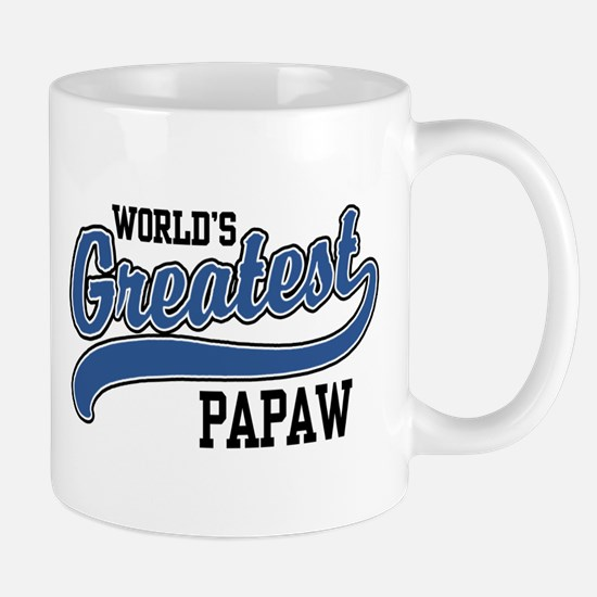 World's Greatest PaPaw Mug