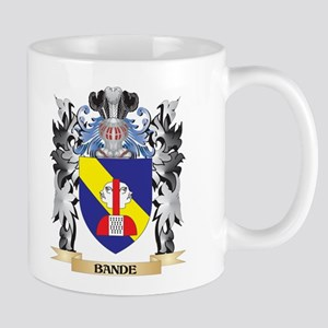 Bande Coat of Arms - Family Crest Mugs