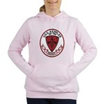 USS KEPPLER Women's Hooded Sweatshirt