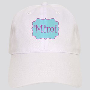 Mimi in Hot Pink and Blue Cap
