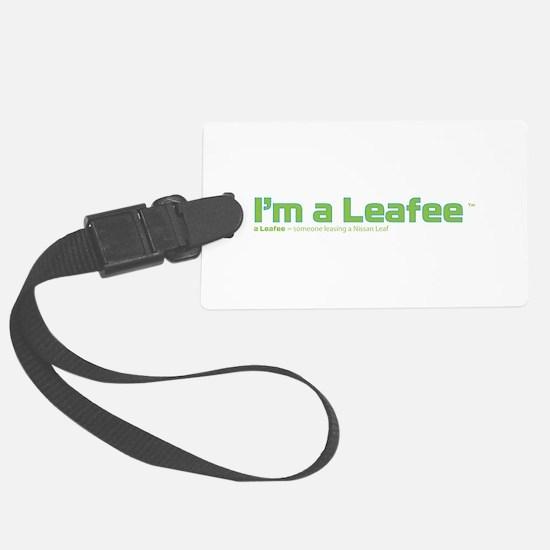 Leafee Luggage Tag