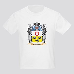 Barbaro Coat of Arms - Family Cres T-Shirt