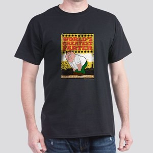 Family Guy World's Greatest Farter Dark T-Shirt