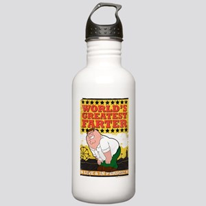 Family Guy World's Gre Stainless Water Bottle 1.0L