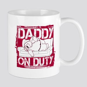Family Guy Daddy on Duty Mug