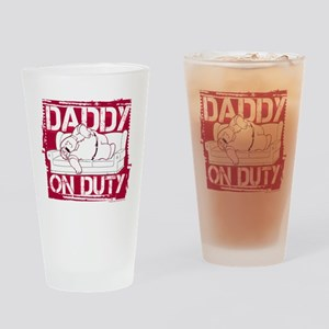 Family Guy Daddy on Duty Drinking Glass