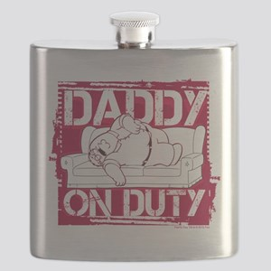 Family Guy Daddy on Duty Flask