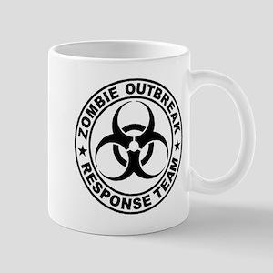 zombieresponseteambiocircle Mugs