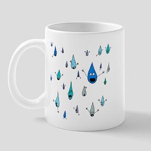 Mass Raindrop Death Mug