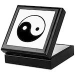 Yin and Yang Keepsake Box
