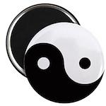 Yin and Yang Magnet