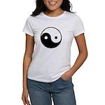 Yin and Yang Women's T-Shirt