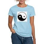 Yin and Yang Women's Light T-Shirt