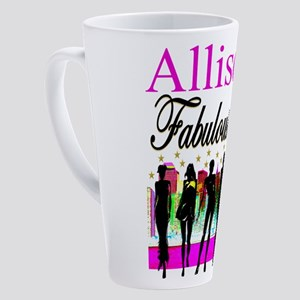 30TH NYC DIVA 17 oz Latte Mug