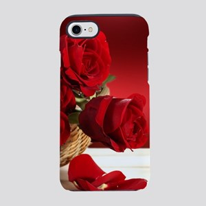 Superb Red Roses iPhone 7 Tough Case