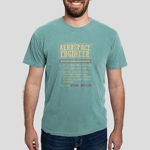Aerospace Engineer Funny Dictionary Term T-Shirt