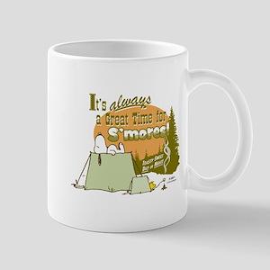 Snoopy Smores Mugs